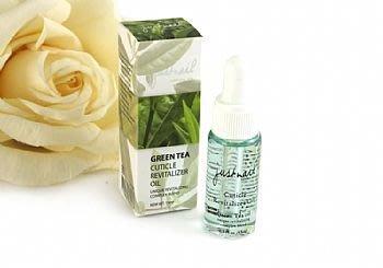 JUST NAIL綠茶指緣滋養油(滴管)15 ml Revitalizer Cuticle Oil Y1PK38C