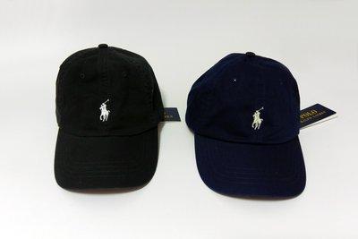 POLO RALPH LAUREN 基本款小馬Logo棒球帽(3色)非青少版