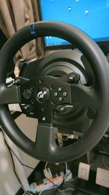 圖馬斯特 Thrustmaster T300RS GT 幾乎全新 比G29 G923好PS4 PS5 北部面交 T300
