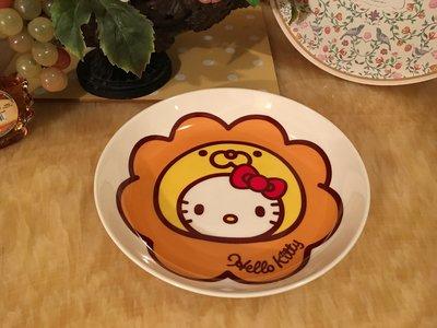 年終降價~全新Mister Donut 波堤獅&Hello Kitty餐盤含運特賣