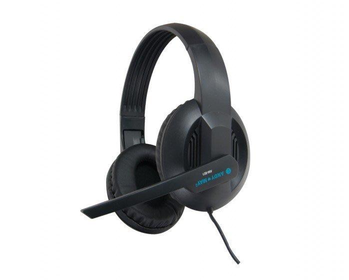 【須訂購】AM-801激戰士A1耳機麥克風 頭戴雙梁襯架,符合人體工學,方便調整不費力,久待舒適