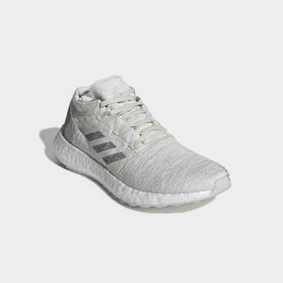 ADIDAS PUREBOOST 女鞋 愛迪達 運動 透氣 休閒 灰色 編織 慢跑鞋 B75821 YTS