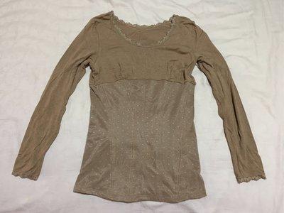 全新【曼黛瑪璉】美體輕塑衣 長袖輕塑衛生衣(黑) 塑身衣 賠售