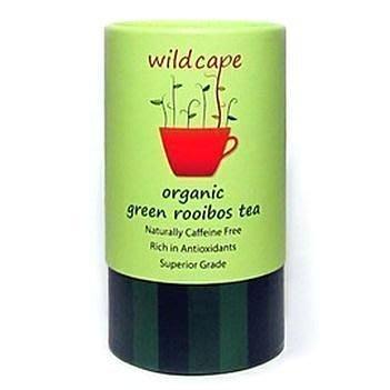 Wild Cape 南非國寶茶 野角 南非博士綠茶*3+綠蜜樹茶*1~~