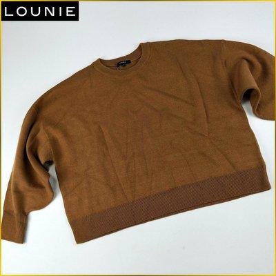 日本帯回✈️全新品 LOUNIE 羊毛...
