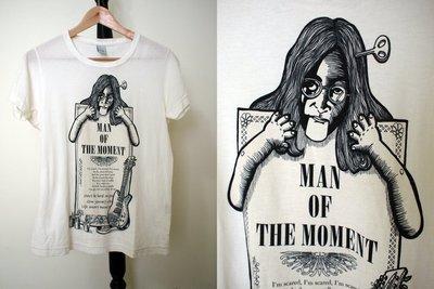 Pledge 披頭四 John Lennon T恤 日本製造 roen hysteric glamour beatles