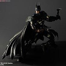 Play Arts Kai Armored Batman arkham asylum 蝙蝠俠