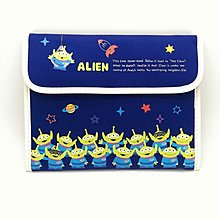 日本原裝進口 迪士尼系列 三眼怪 母子手帳 手冊 收納包