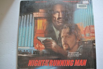 LD 影集 ~ 悍將殺手 NIGHT OF THE RUNNING MAN ~ 1994 協和