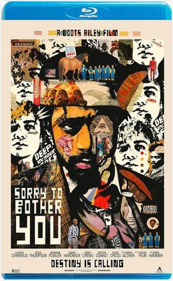 BD50 抱歉打擾  扮工室上位攻略 Sorry to Bother You 2018