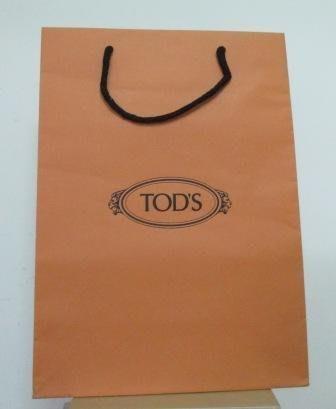 ~TODS 直式1 鞋盒紙袋/提袋 26x36x12cm~