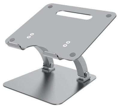 升降臺筆記本支架子底座托架電腦升高抬高增高墊高mac防頸椎air鋁合金