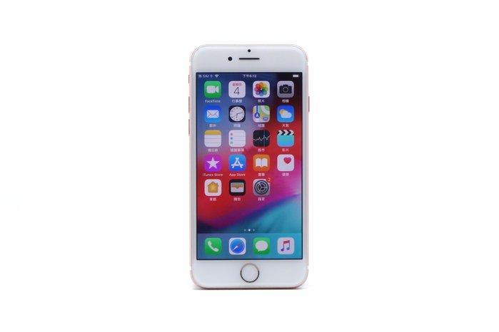 【台中青蘋果】Apple iPhone 7 玫瑰金 128G 128GB 二手 4.7吋 蘋果手機 #34887