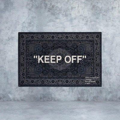 ikea art event Keep FF地毯 限量 預購中 Off-White™ 設計師 Virgil