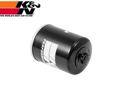 【Power Parts】K&N 高流量機油芯 KN-198 VICTORY 重機