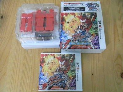 【小蕙館】3DS ~ 靈裝戰士/ 鎧獸破壞者 限定同捆版 (純日版)