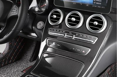 CHENCHEN~賓士 Mercedes Benz汽車C200 專用中控保護殼 現貨一個