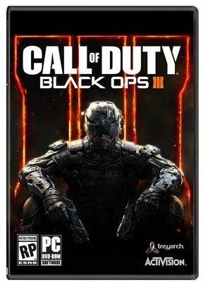 【獨享家】中英文實體包 PC 決勝時刻 黑色行動 3 Call of Duty 3