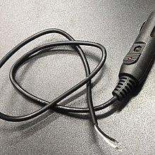 汽車點煙頭 附LED燈 15A 保險絲 汽車點煙插頭 點菸頭 點煙器插頭