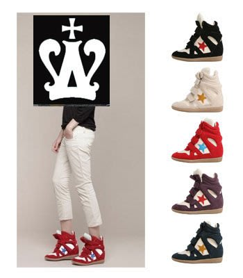 =WHITY=韓國GRAMMI品牌 韓國製 FF設計師新款設計獨家內增高鞋 明星有穿 真皮 S4BW732