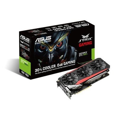 【歐多邁】華碩 ASUS STRIX-GTX980TI-DC3OC-6GD5-GAMING