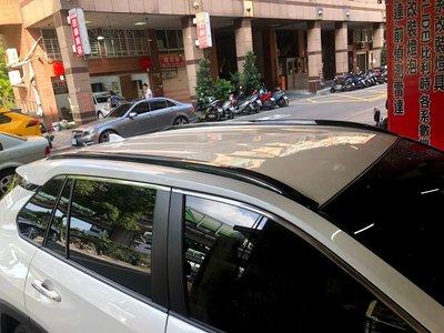 新店【阿勇的店】RAV4 2019年~鋁合金 亮黑鋁合金一體式車頂行李架  RAV4 5代 行李架 RAV4 車頂架