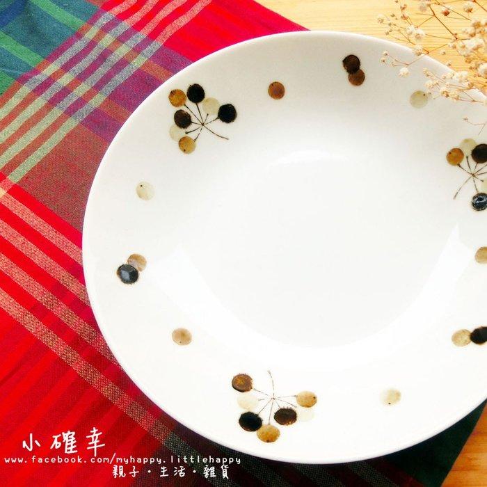 ღ小森 日本嚴選【日本製 HAKUSAN KINOMI白山陶器手繪果實 木の実系列(中盤)】現貨【CP15120070】