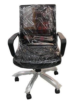 台中二手家具 西屯樂居(中)二手家具館 EA-812iJ*全新黑色網OA椅*二手各式桌椅 中古辦公家具買賣 會議桌椅