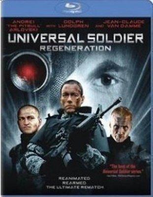 【藍光電影】再造戰士3 重生 Universal Soldier: Regeneration (2009)  69-030