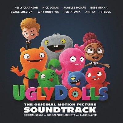 醜娃娃大冒險 電影原聲帶 UglyDolls ---7567865279