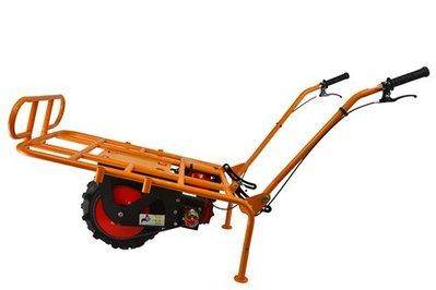 XLK Kabuto獨角仙K1H 摺疊式園藝搬運車(適合菜園/農地/果園/山坡地等)GX35四行程引擎(簡配組合)