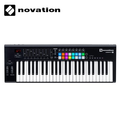 小叮噹的店- 49鍵 MIDI 鍵盤 Novation Launchkey MKII