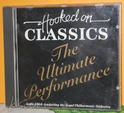 Hooked On Classics-the ultimate performance,1989,無IFPI,K-tel