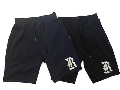 ☆LimeLight☆ Rocksteady Respect Short 棉質短褲 黑/藍 S M L