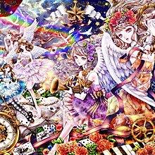 協泰 拼圖-現貨 EPOCH 11-462 天使 精靈 豎琴 音樂 藝術系列 美女物語 1000片