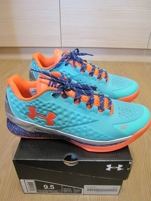 Under Armour Curry 1代 9.5號