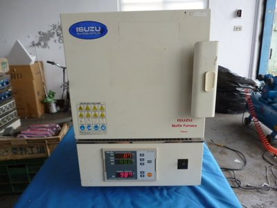 日本ISUZU Muffle Furnace 高溫爐 電氣爐 超高溫烤箱