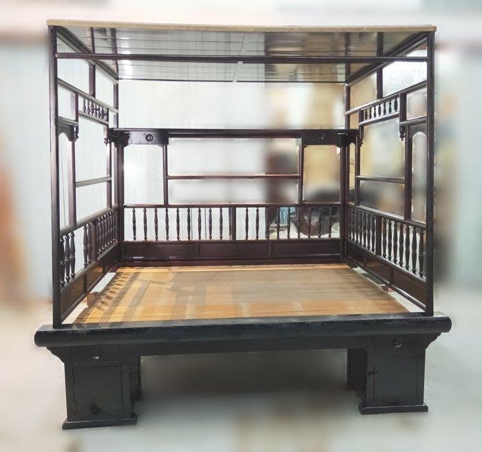 二手家具推薦 宏品全新中古傢俱賣場 B3099*古早味紅眠床架* 床組 上下舖 床架 床底 新竹苗栗台北