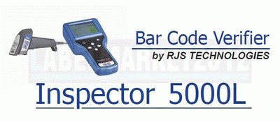 條碼超市 RJS Inspector 5000L 條碼檢測器 ~ 全新 免運 ~ ^有問更便宜 ^