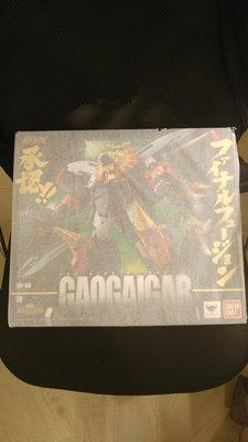 全新 超合金魂 勇者王 Gaogaigor GX-68