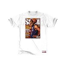 Mitchell & Ness品牌NBA 限定款經典球員Print Tee (Vince Carter)