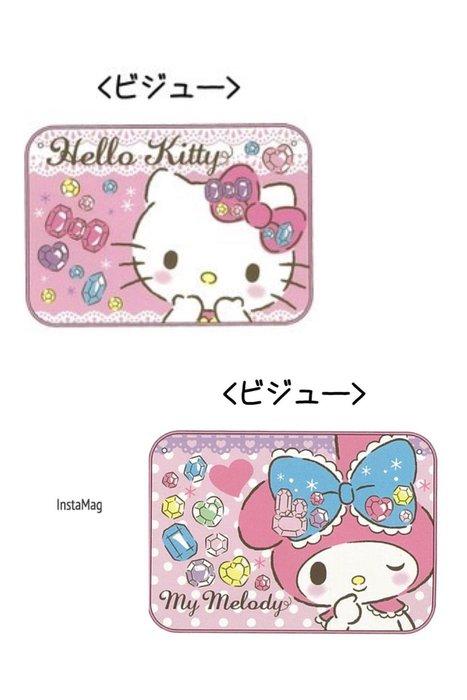 現貨 日本三麗鷗HELLO KITTY//美樂蒂毛毯