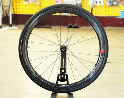 ~騎車趣~ FULCRUM WIND 40 DB碳纖維碟煞輪組2-WAY FIT贈IRC內外胎