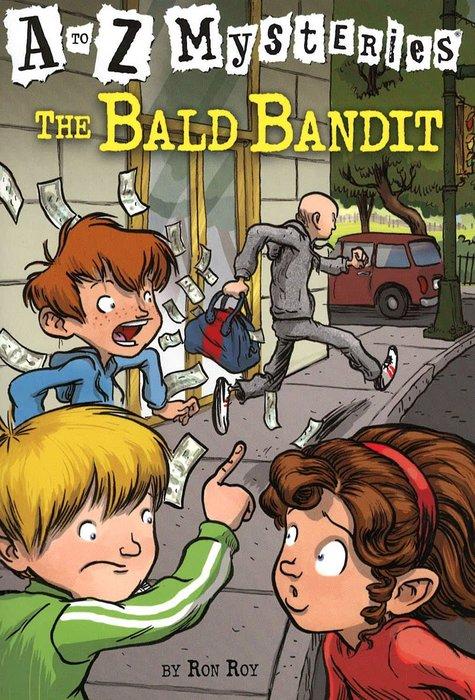 *小貝比的家*BALD BANDIT #B/平裝/7~12歲