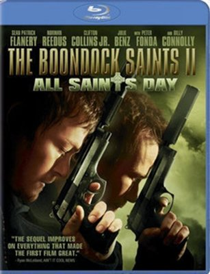 【藍光電影】BD50 處刑人2 (2009) The Boondock Saints II:All Saints Day 71-033