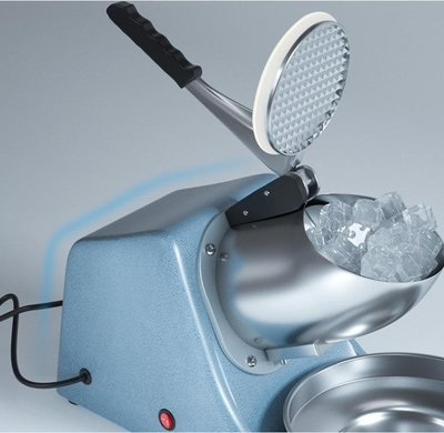 碎冰機 天喜碎冰機商用奶茶店刨冰機家用小型電動沙冰機大功率雙刀冰沙機JD 220V 〖馨和居家〗