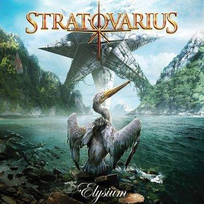 【搖滾帝國】STRATOVARIUS / Elysium (Arch Enemy 相關專輯)