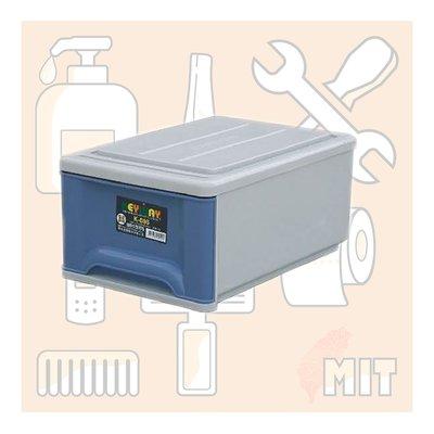 🈹工廠直營⚠️免運費⚠️6入 KEYWAY K095 單抽式抽屜 整理箱 收納盒 置物箱 抽屜櫃 聯府