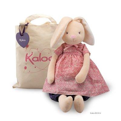 🌟正版🌟【 法國 Kaloo 】  Petite Rose Rabbit 兔兔安撫娃娃 ( 大型 )