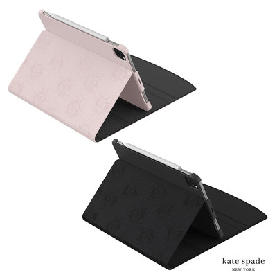 【現貨】ANCASE Kate Spade Envelope 2020 iPad Air 10.9吋蜀葵花圖案側翻皮套